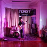 Toast at Halifax Hall 10th June 2016