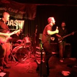 Toast at West Street Live 29th April 2016