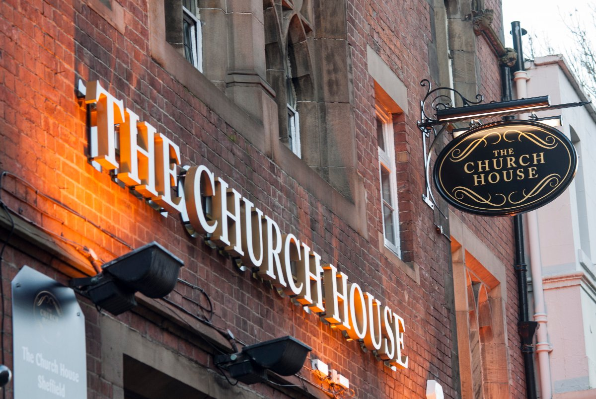 The Church House Sheffield
