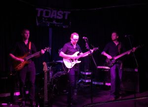 Toast at West Street Live July 2017