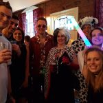 90s fancy dress at 40th Birthday Party