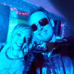 Patsy and Tyler Durden at 40th Birthday Party