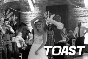 Father of the Bride dance with the Bride at Thoresby Courtyard Wedding
