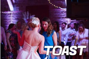 Dancing is a serious business at Thoresby Courtyard Wedding